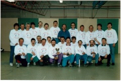 Chavagnes champion de vendée fonte 1992