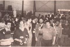 Finale coupe de vendée laiton 1989