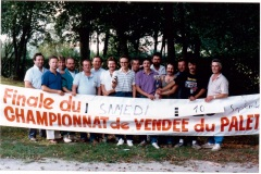 Finale du championnat de Vendée 1988 fonte
