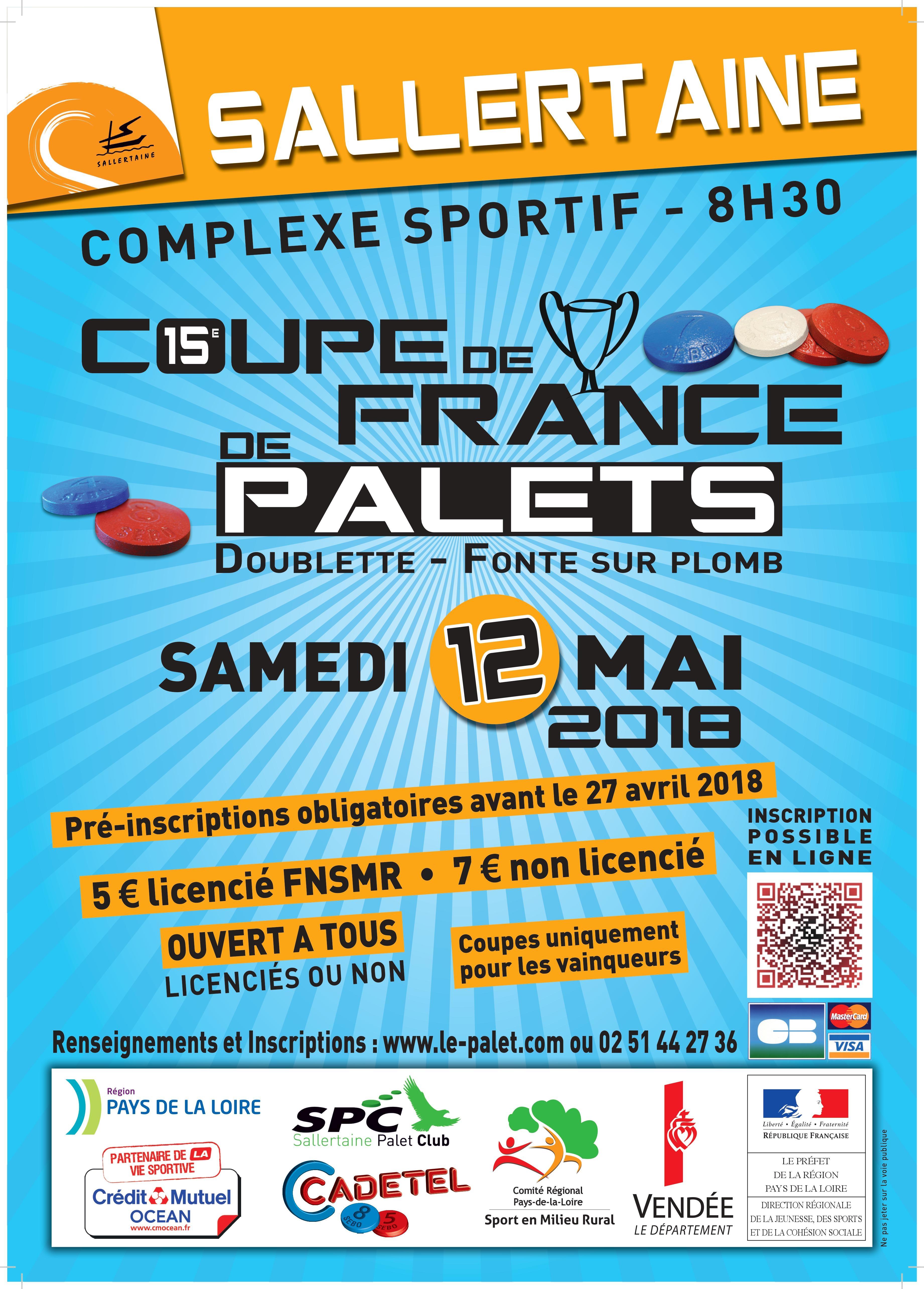 Coupe de france fonte 2018 le palet - Www le palet com competitions coupes bulletins d inscriptions ...