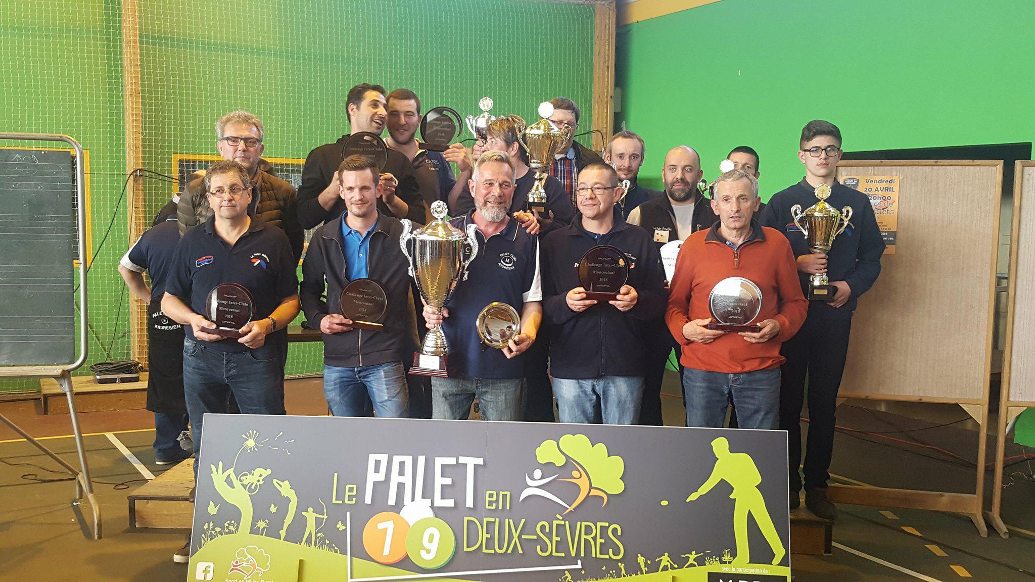 Challenge Inter-Clubs Deux-Sèvres