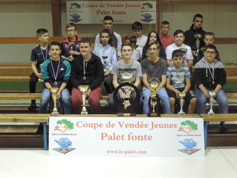 Ronan BEAULIEU remporte la Coupe de Vendée Jeunes 2018 !