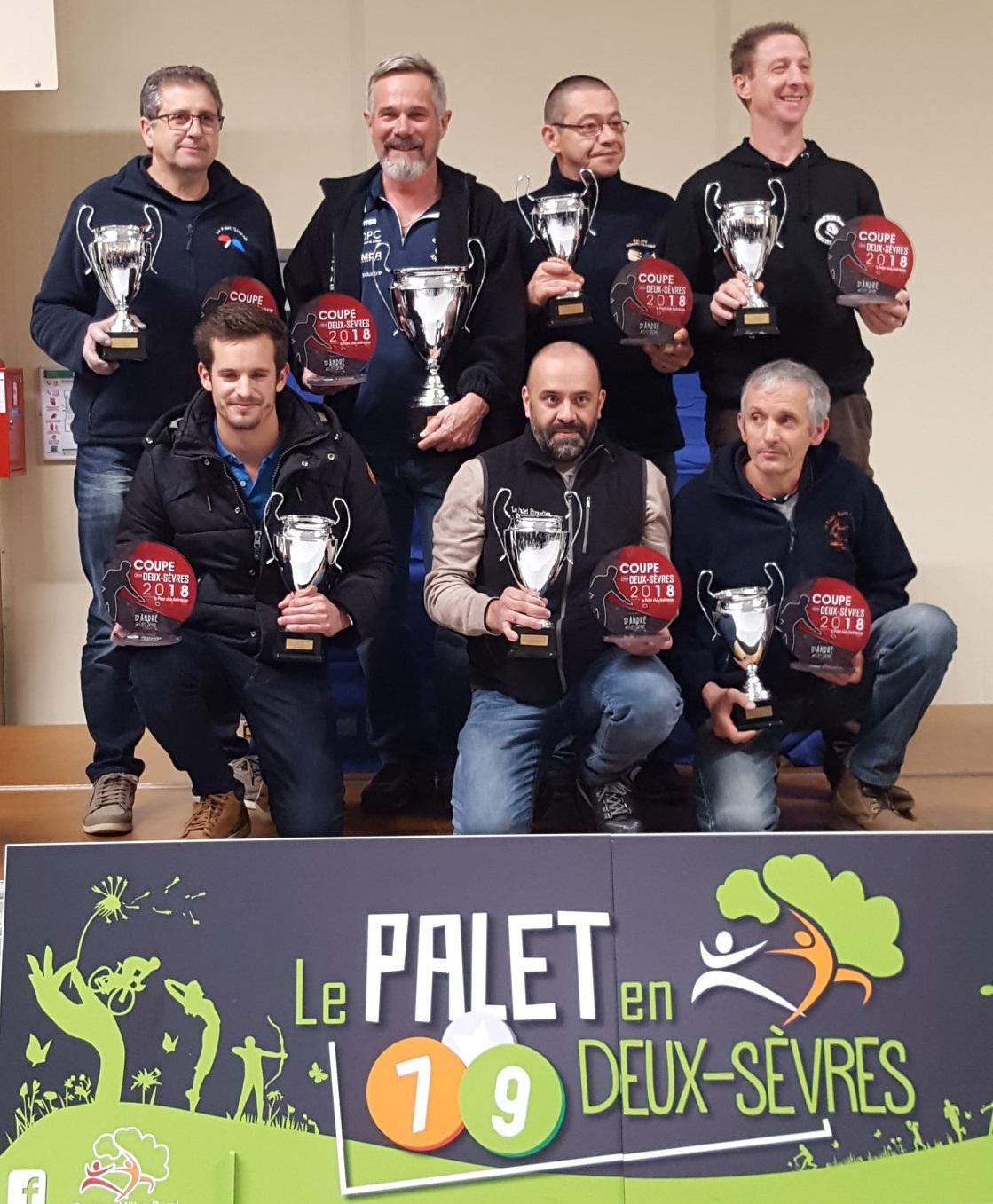 Coupe des Deux-Sèvres 2018