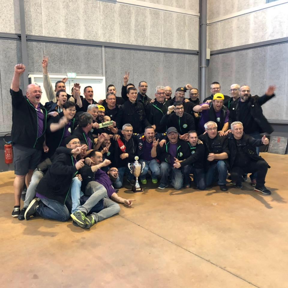 Finales Championnat de Vendée Palet Fonte 2018/19 !