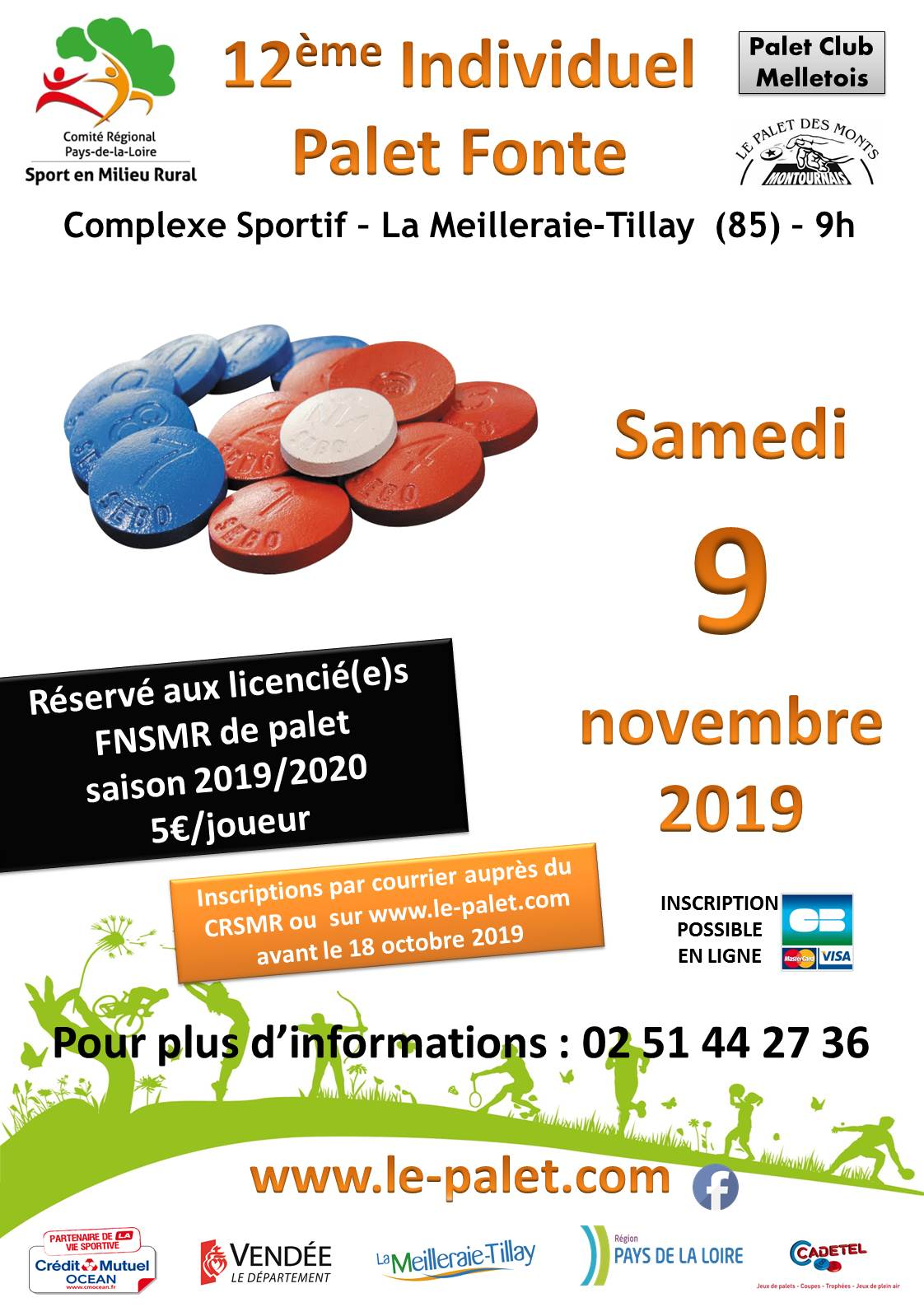 Individuel Fonte 2019 – Inscriptions