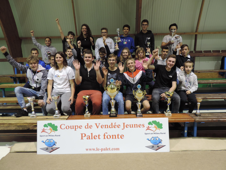 2ème Coupe de Vendée Jeunes pour Yohann NICOLEAU !
