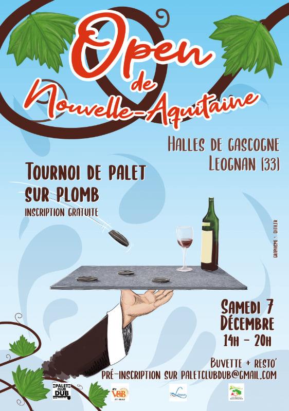Open Régional Nouvelle-Aquitaine 2019 !