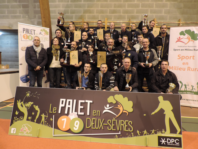 Retour sur la Coupe des Deux-Sèvres de Palet 2019 !